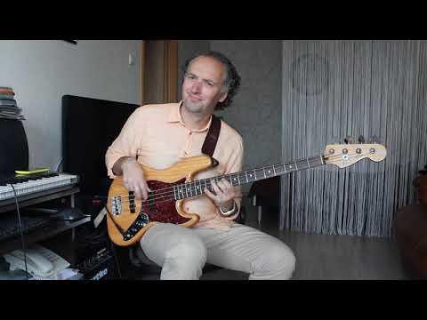 Samba de Orfeu-bass