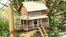 How To Make A Beautiful Traditional House From Cardboard Crafts Ideas Project For Kids