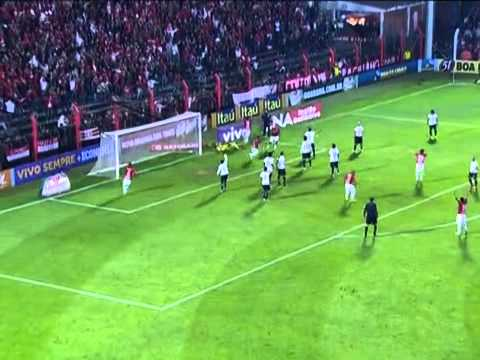 Gol de D'Alessandro - Internacional 1x0 Corinthians - 04/09/13 BRASILEIRÃO 2013 18ª RODADA