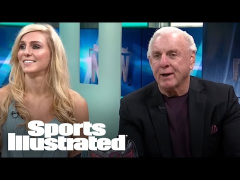 Ric Flair Kevin Love wants Charlotte's digits Sports Illustrated