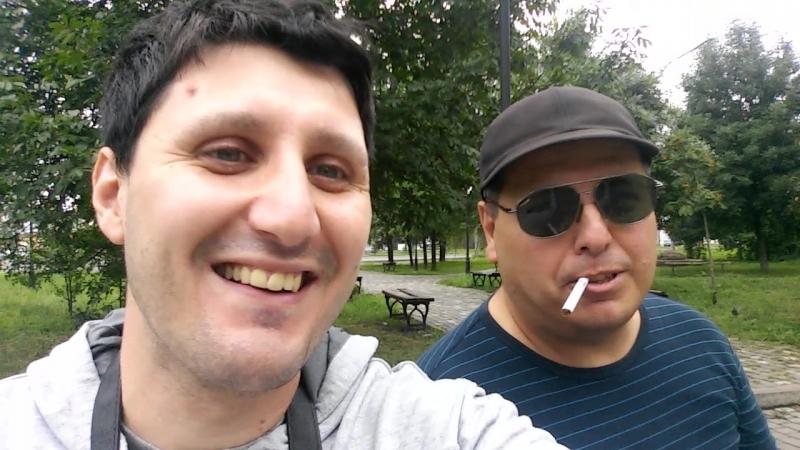 Эльдар Богунов и Марат передают привет Дианке Любимой!