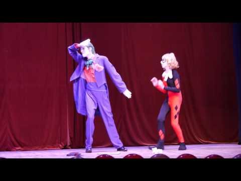 1 9 6 Zungul, Aria Москва DC comics, Джокер, Харли Квинн