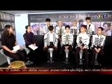 180320 EXO @ interview on Channel3s เรื่องเล่าเช้านี้