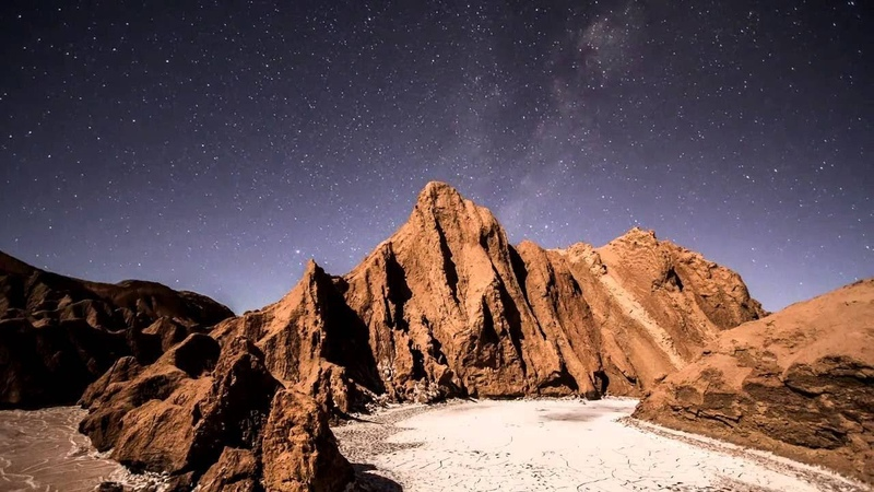 Дикие животные 24 часа - 8 серия : Пустыня Атакама