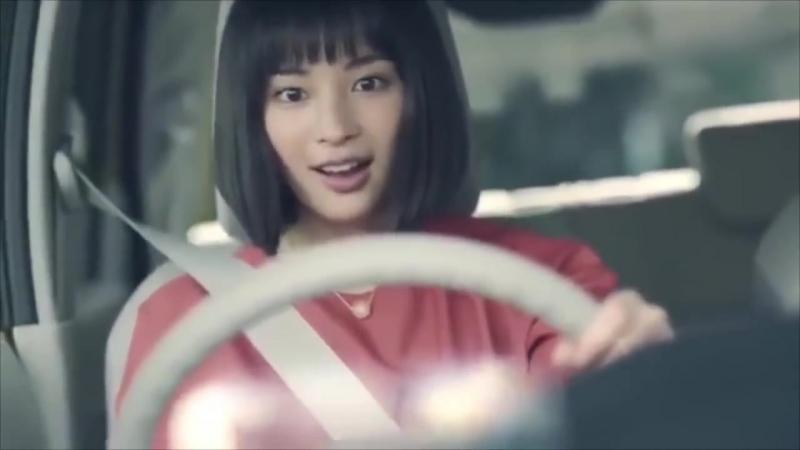 【スズ・スペシャル】広瀬すずは愛車ワゴンRにホンダF1エンジンを搭載しましたw