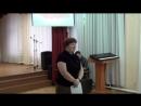 4)Концерт С днём Мамы в школе №1 - Ольга Валерьевна директор школы 25.11.2017 (Нижнекамск)