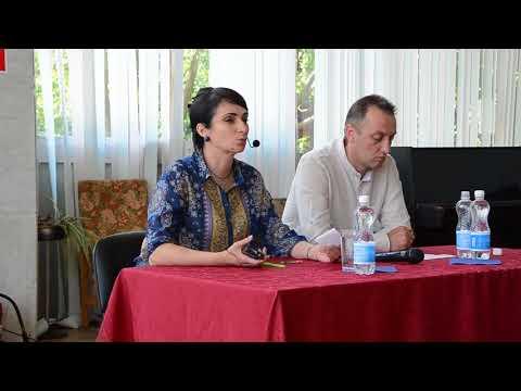 Встреча с православными психологами Семья в 21 веке часть 2 в Ливадии 06-05-2018