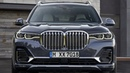 2019 BMW X7 - This is the new BMW X7 and it's HUGE !! 😲😲