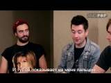 Bastille on Meeting Frank Ocean