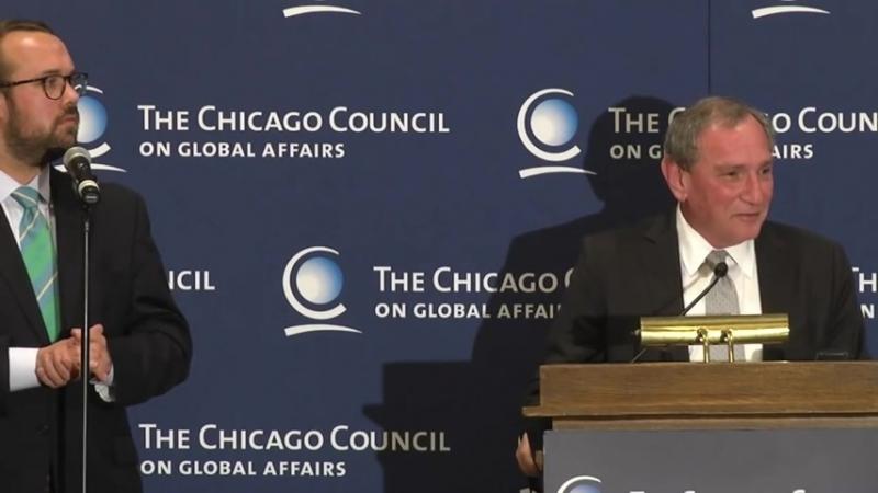 US-Strategie (auf deutsch) l George Friedman STRATFOR @ Chicago Council on Globa_HIGH.mp4