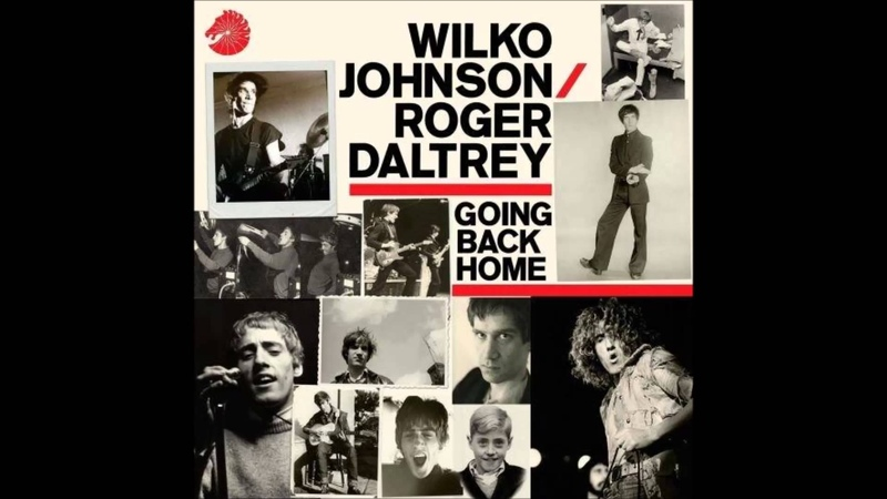 Wilko Johnson Roger Daltrey - Ice On The Motorway