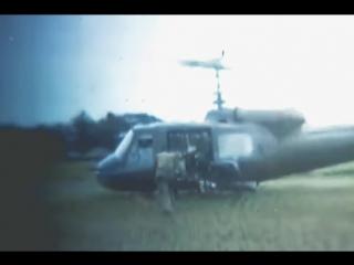 Военная маршрутка-вертолет