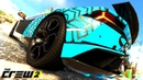 THE CREW 2 GOLD EDiTiON FUN-RACE (LiVE REPLAY) КОКОНАТ-ГРУВ PART 486