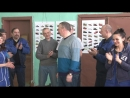 Возвращение Ген Директора Кривчикова Д И на фабрику НИКС