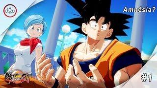 Dragon Ball Fighter z, Amnézia? Gameplay 1 PT-BR