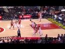 Атланта Хоукс 97 113 Чикаго Буллз Обзор Баскетбол НБА 21 01 2018