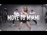 1Million dance studio Move To Miami - Enrique Iglesias (ft. Pitbull) / Jane Kim Choreography
