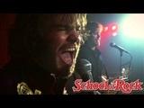 School of Rock Intro Song No Vacancy Fight HD+Sub