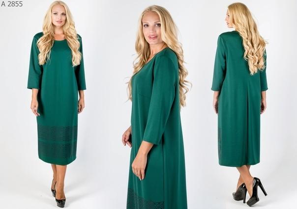 Платье -ОСЕНЬ-Зима 2018-2019