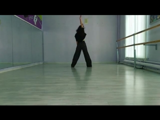 Choreography_ Nastya Korenkova. Music_ I'ts Alright (Ane Brun)