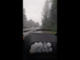 Дождик льет в Луге
