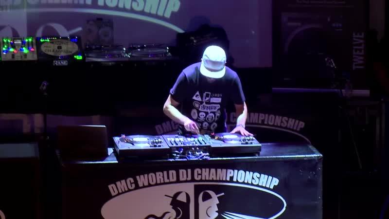 DJ Skillz (France) - Winning performance from The 2018 DMC World Championship - OFFICIAL VIDEO » Freewka.com - Смотреть онлайн в хорощем качестве