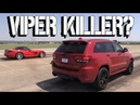 Jeep SRT Trackhawk vs Dodge Viper SRT/McLaren 720S/BMW M3 (F80)/McLaren MP4-12C/Audi R8 V10 Plus/Ford Mustang GT500 Shelby