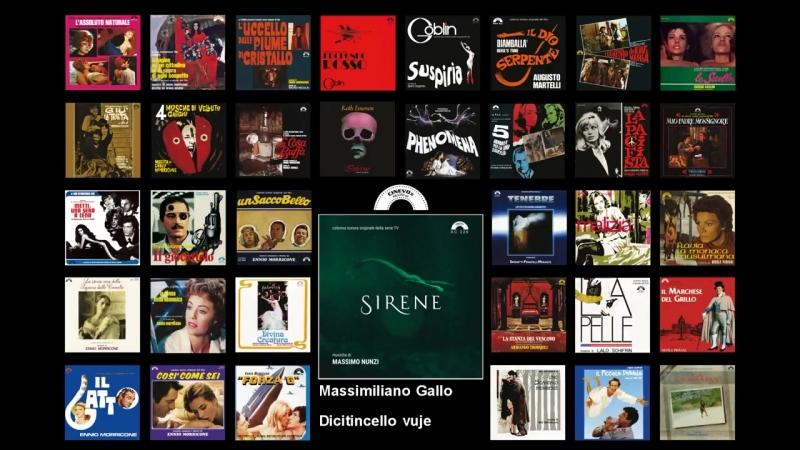Massimiliano Gallo - Dicitincello vuje Best movie soundtrack