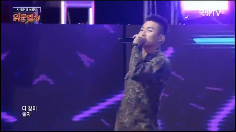 It seems like a lot of VIPs have enlisted in the military service. It is surreal to see how BIGBANG's music is loved by differen