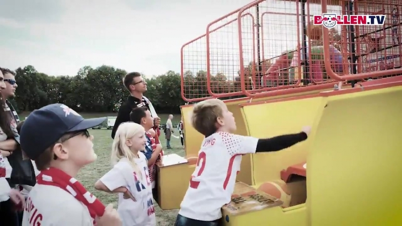 Impressionen vom KidsClubSpieltag RBLH96 DieRotenBullen BullisBande