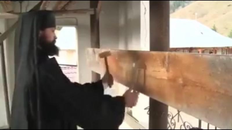 Православные смеются Виртуоз по клепалу