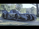 Real Life Batmobile Man Spends Two Years Building Iconic 1989