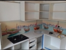 Процесс сборки кухни Злата Мебель СА 21017