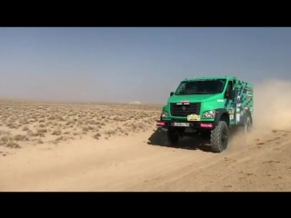 Садко NEXT в ралли-рейде Turkmen Desert Rally