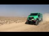 «Садко NEXT» в ралли-рейде Turkmen Desert Rally