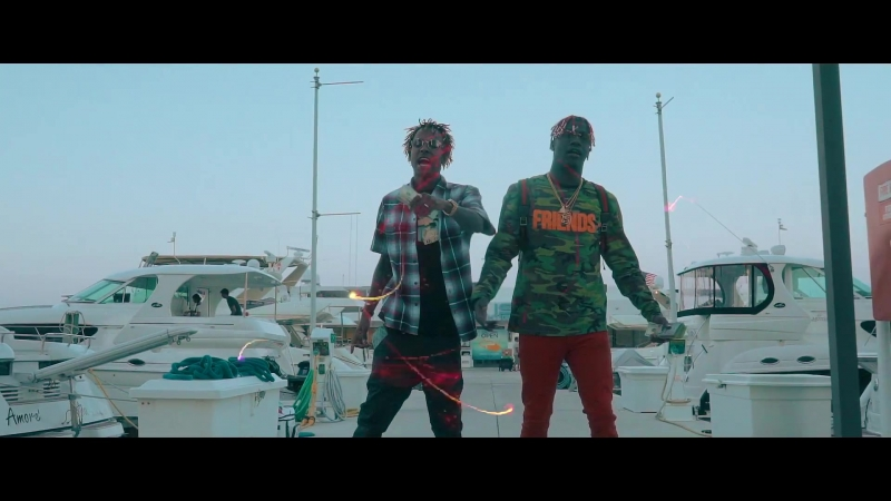 Rich The Kid and Lil Yachty Fresh Off The Boat