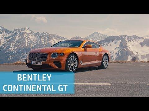 Bentley Continental GT   Toma de contacto   Pruebas de coches   Diariomotor