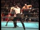 1993.01.26 - Abdullah The Butcher/Barry Horowitz/Butch Masters vs. Giant Baba/Mighty Inoue/Rusher Kimura [HANDHELD]