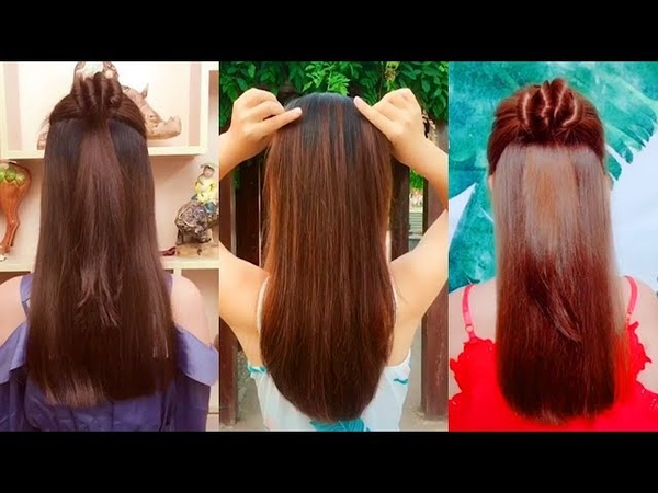 Easy Hair Style for Long Hair | TOP 36 Amazing Hairstyles Tutorials Compilation 2018 | Part 128