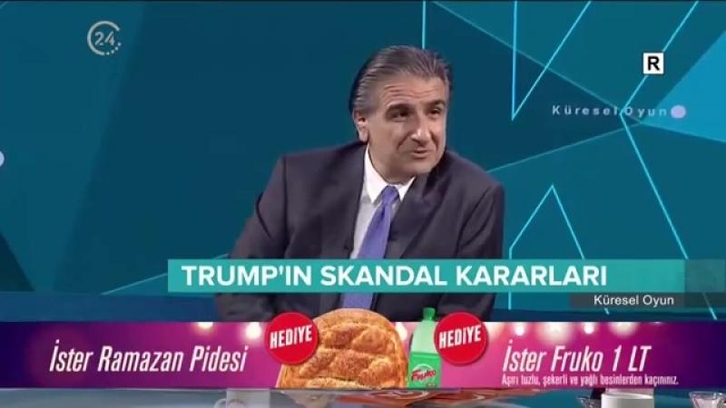 Selim Atalay ile Küresel Oyun (16 Mayıs 2018)