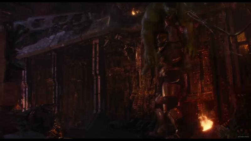 [Forty Movie] Халк против Таноса. Мстители Война бесконечности