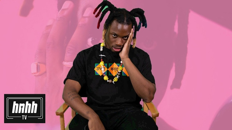 Denzel Curry's TA13OO: In-Depth Break Down Of Act 1, 2, 3 (HNHH Interview 2018)