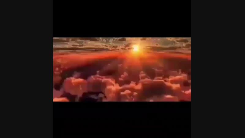 Передано, что солнце каждый день, когда заходит, делает земной поклон (сужд) под Аршем, потом солнце просит у Аллаха разрешения