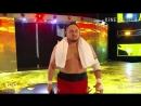 Samoa Joe Return To RAW Entrance