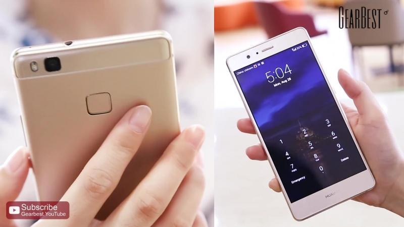 Huawei P9 Lite 4G Smartphone Global Version - Gearbest