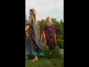 Моё Русское платье Сегодня в Саратове 18 августа в 17ч у памятника Чернышевскому Показ Мод Всех Ждем Палитра ремесел