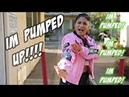 BABY KAELY - PUMPED UP (LIL PUMP) ESKETIT Freestyle 13yr old kid rapper