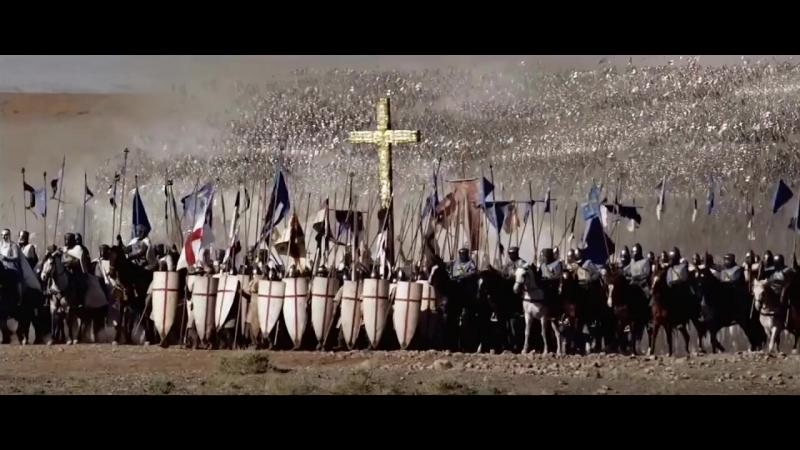 Царство небесное (Русский трейлер 2005)