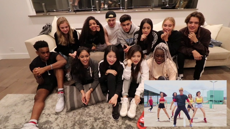 Now United Reaction Video 'Summer in the City' by Unio Project