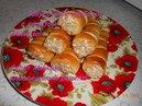 Закусочные трубочки с Мимозой! Супер идея на Ваш праздничный стол! Салат Мимоза!